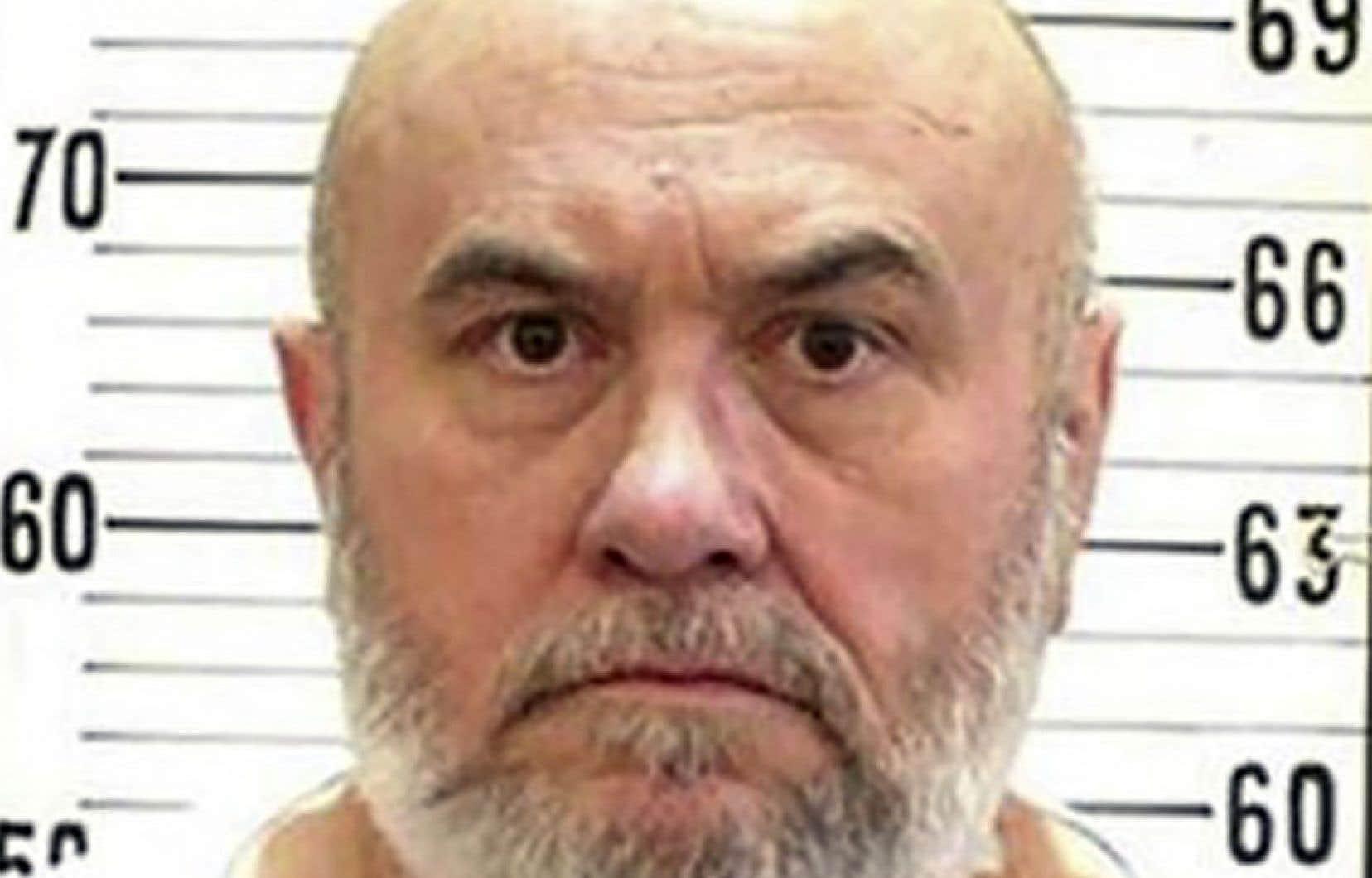 Edmund Zagorski, 63 ans, a été condamné à la peine capitale en 1984.