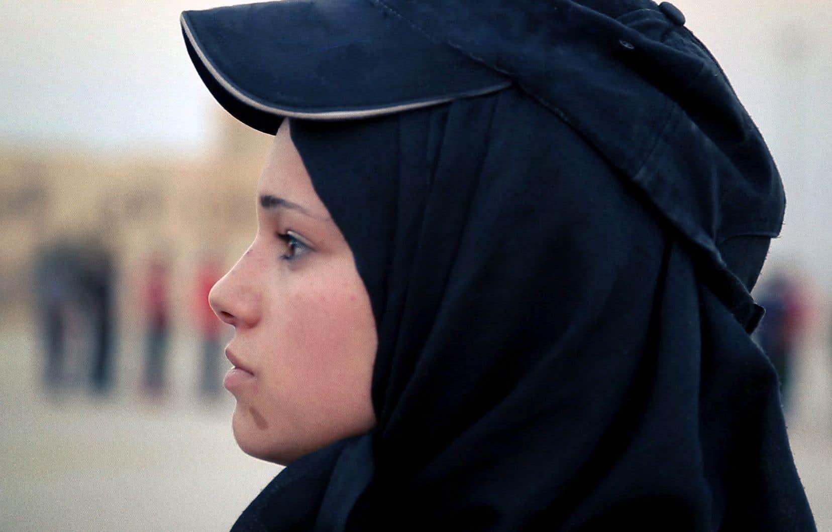 Walaa a été élevée dans un camp de réfugiés alors que sa mère, Latifa, purgeait huit ans de prison pour avoir conspiré dans le but de commettre un attentat.