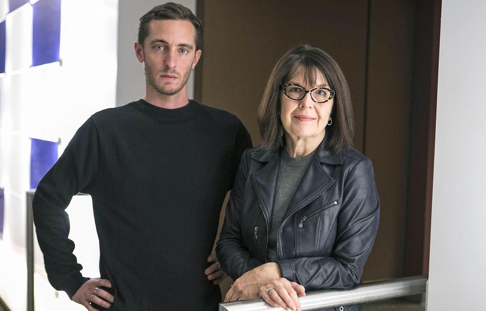 Anne Panasuk a travaillé en collaboration avec le réalisateur Cédric Chabuel pour produire le bouleversant balado «Histoire d'enquête: chemin de croix».