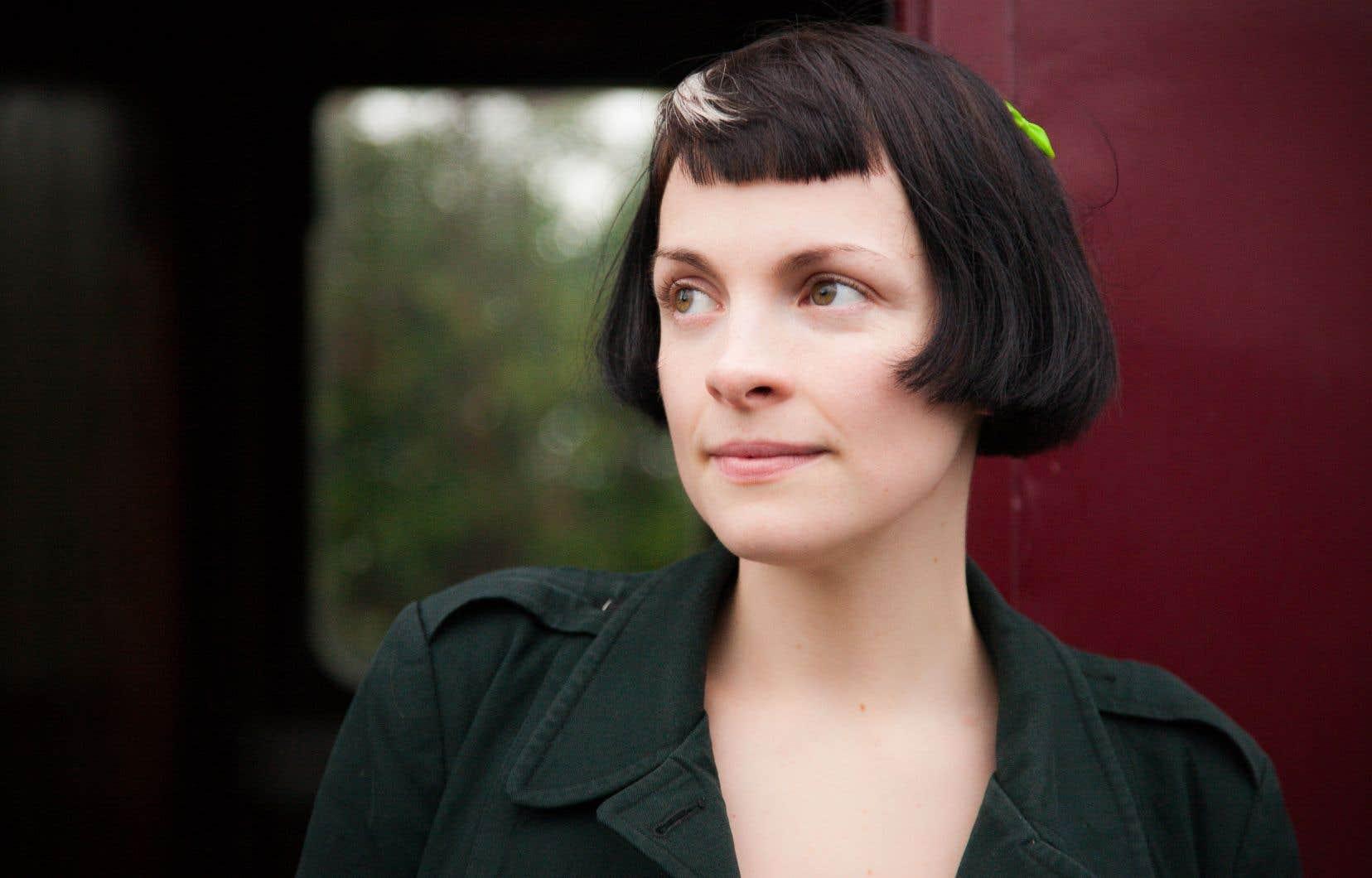 L'Albertaine Emma Hooper met la musicalité et l'immatérialité de sa plume au service d'un récit féerique.