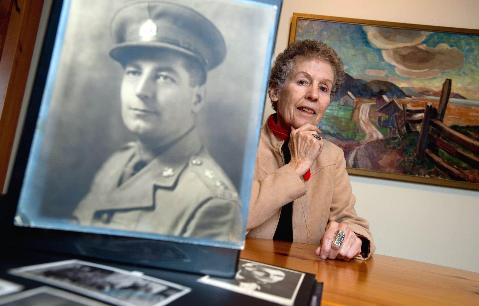 Gustave Biéler fut le premier Canadien volontaire au Special Operations Executive, parachuté en France dans la nuit du 18novembre 1942.