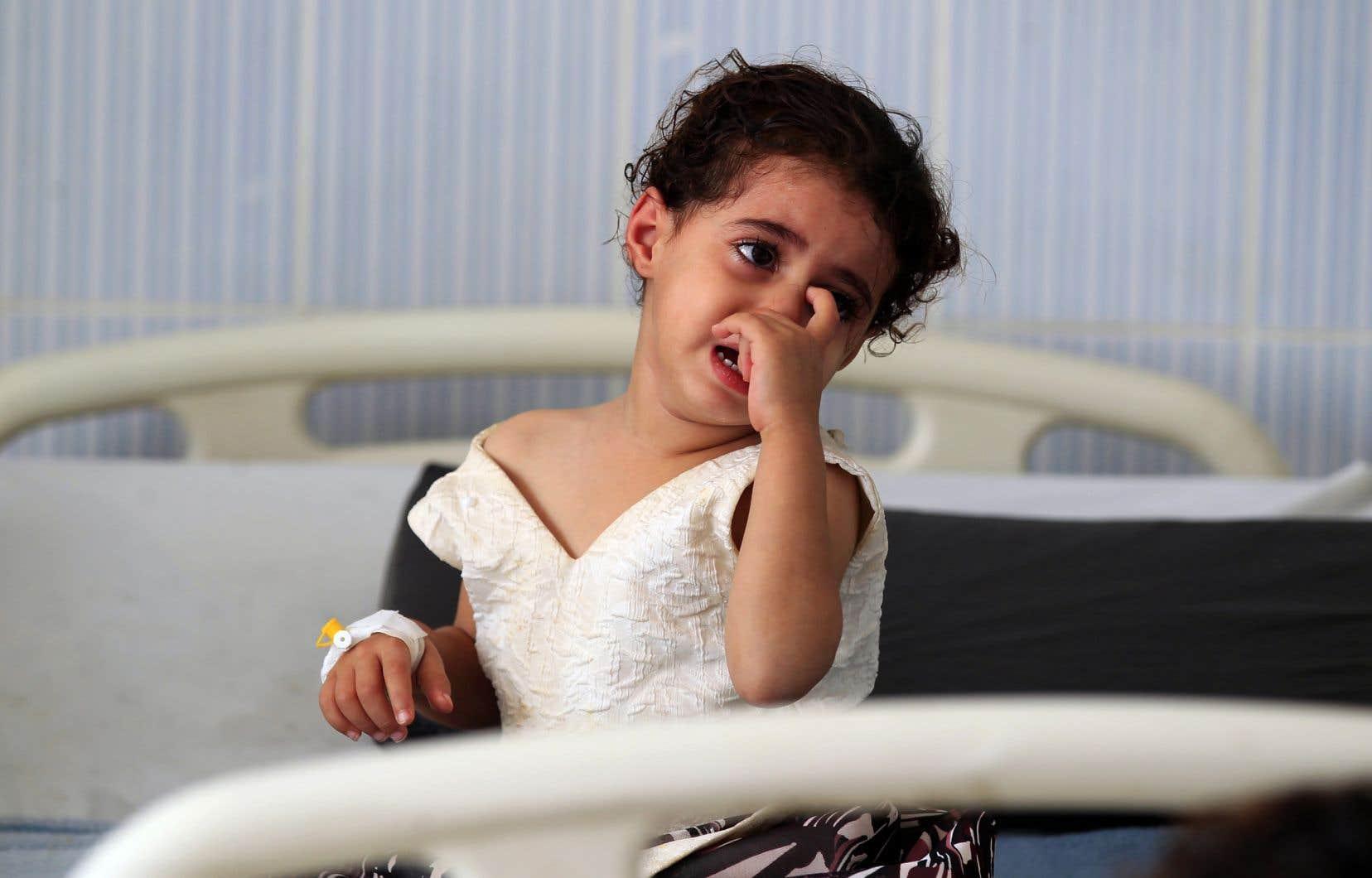 Le Fonds des Nations unies pour l'enfance (Unicef) a jugé dimanche que le pays était devenu un «enfer sur terre» pour les enfants, frappés par la famine.