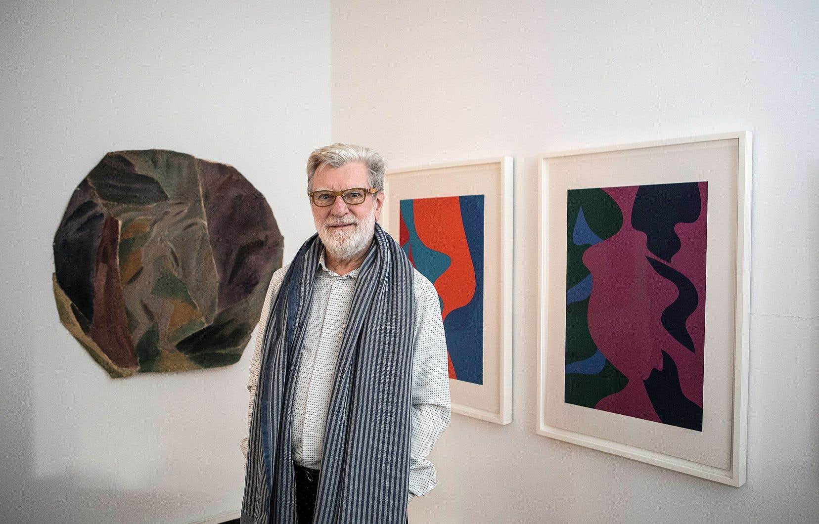 Claude Gosselin n'a peut-être plus l'énergie pour courir après les subventions et les commandites, mais il garde la conviction qu'il faut offrir aux artistes une «structure professionnelle intermédiaire entre le musée et la galerie».
