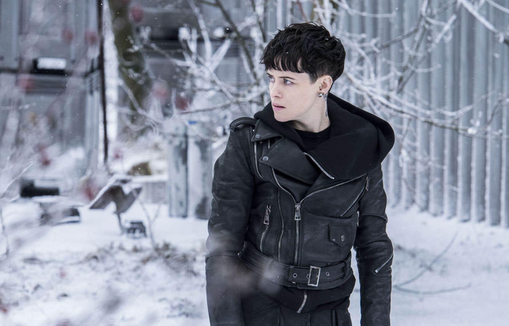 Dans l'adaptation au grand écran du quatrième tome de la saga «Millénium», Lisbeth Salander est devenue une version édulcorée du personnage imaginé par StiegLarsson.