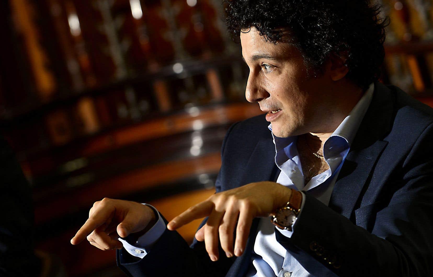 Le programme montréalais d'Alain Altinoglu comporte une originalité: une suite de Pelléas et Mélisande de Debussy.