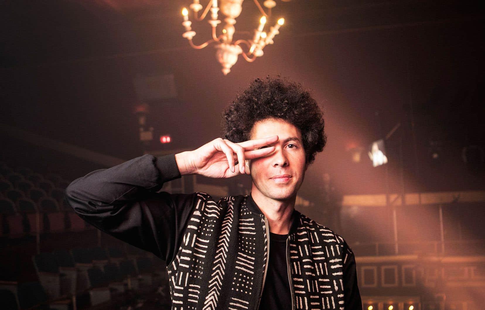 La presse, française et belge, a craqué pour les chansons pop et ensoleillées du premier album de Témé Tan.
