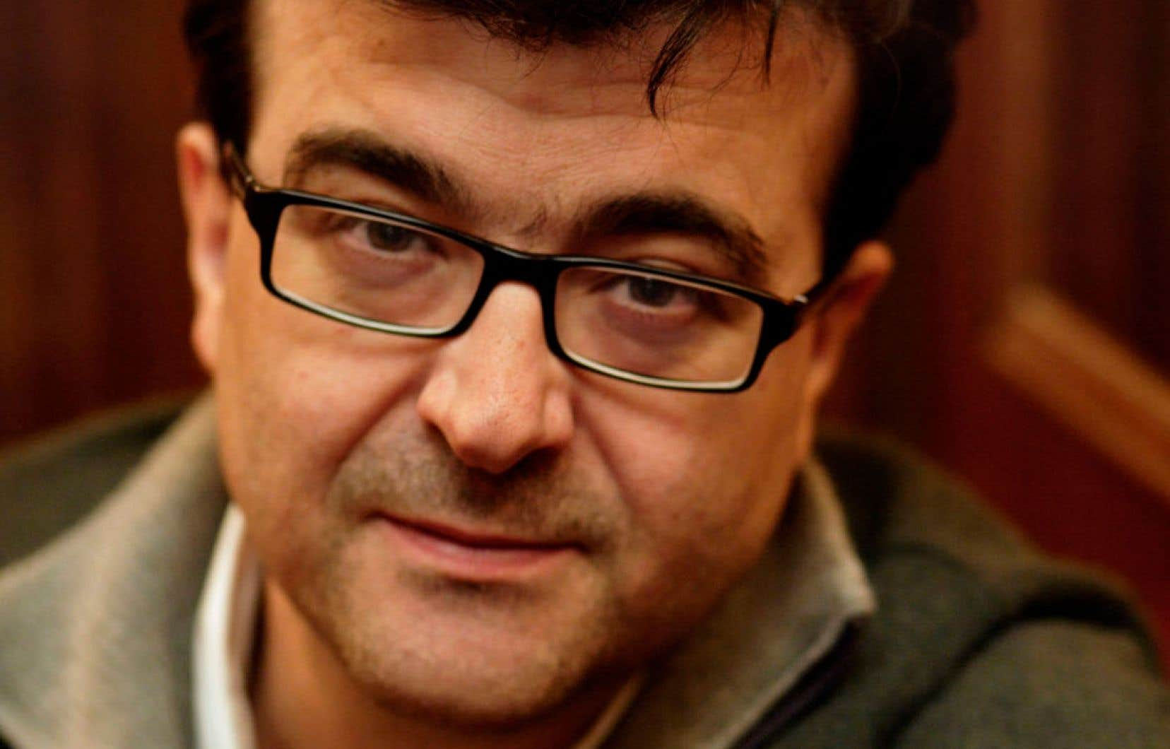 Le livre de Javier Cercas est un «roman sans fiction» où l'écrivain s'intéresse à l'histoire contemporaine de son pays.