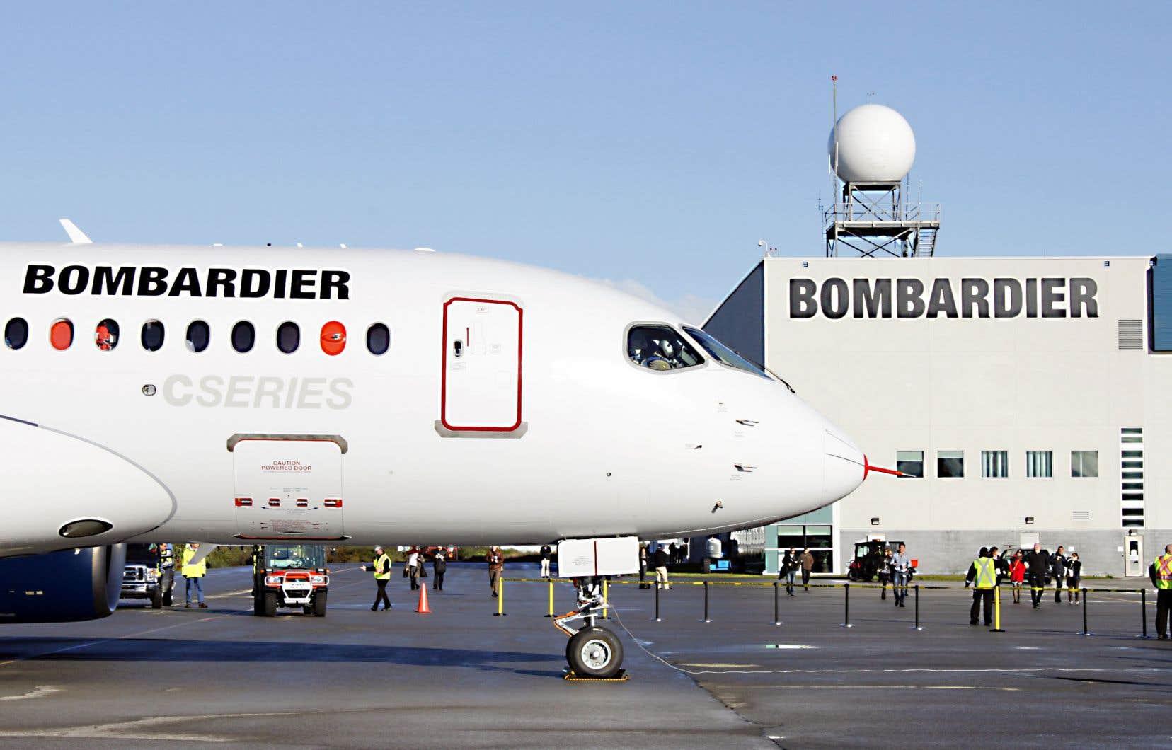 Il est difficile de se défaire de l'impression que Bombardier, qui s'est longtemps vanté d'être le troisième fabricant aéronautique au monde, est en train aujourd'hui d'organiser sa sortie, à tout le moins du secteur des avions commerciaux.