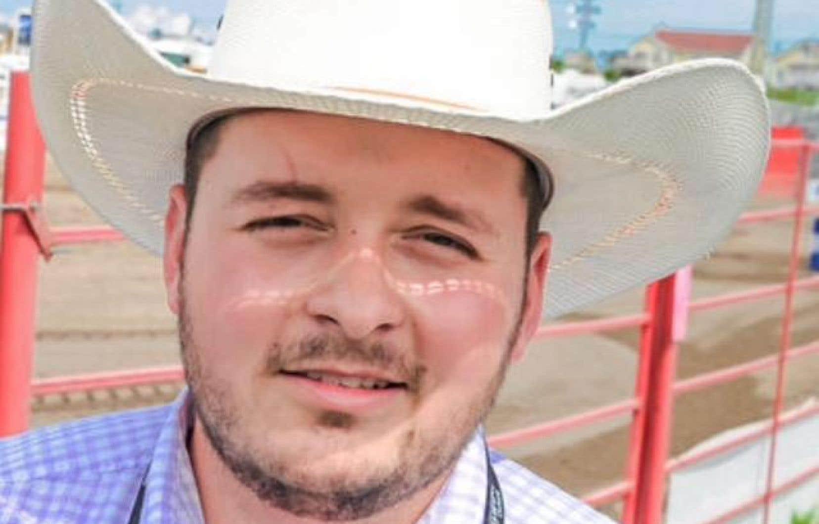 L'actuel président du Festival du cowboy de Chambord, William Laroche, sera le candidat libéral à l'élection partielle dans la circonscription de Roberval.