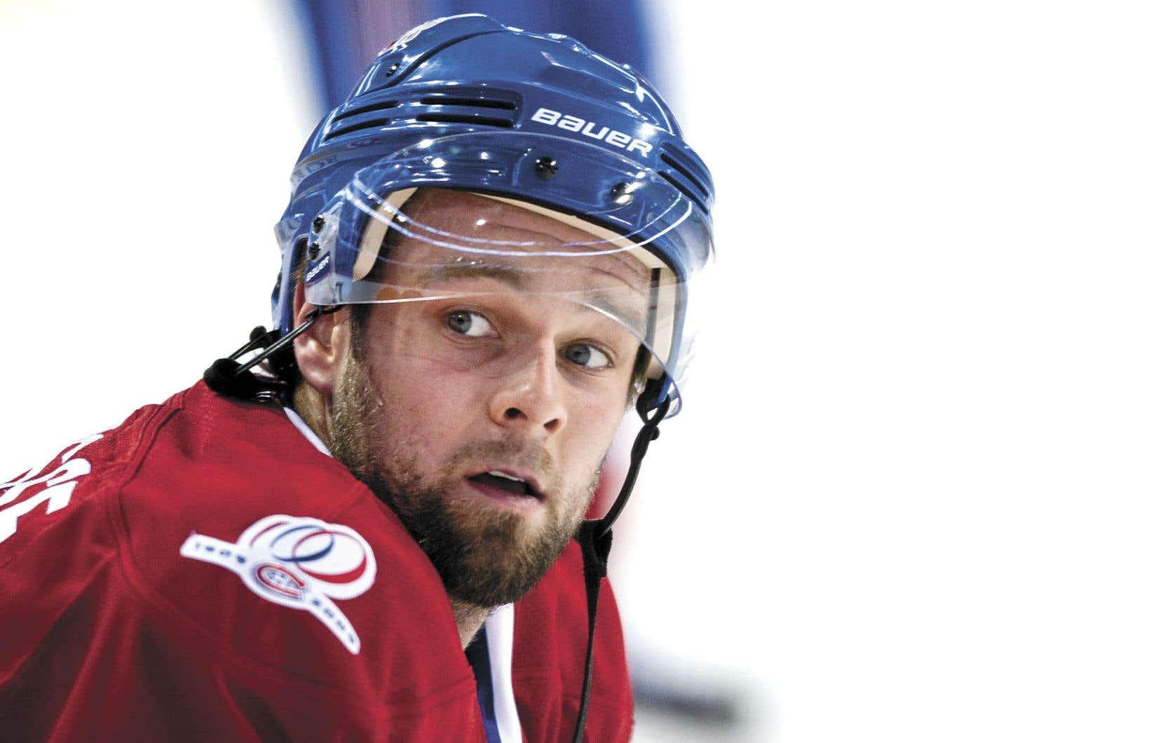 L'ancien joueur du Canadien de Montréal Guillaume Latendresse fait partie des plaignants.