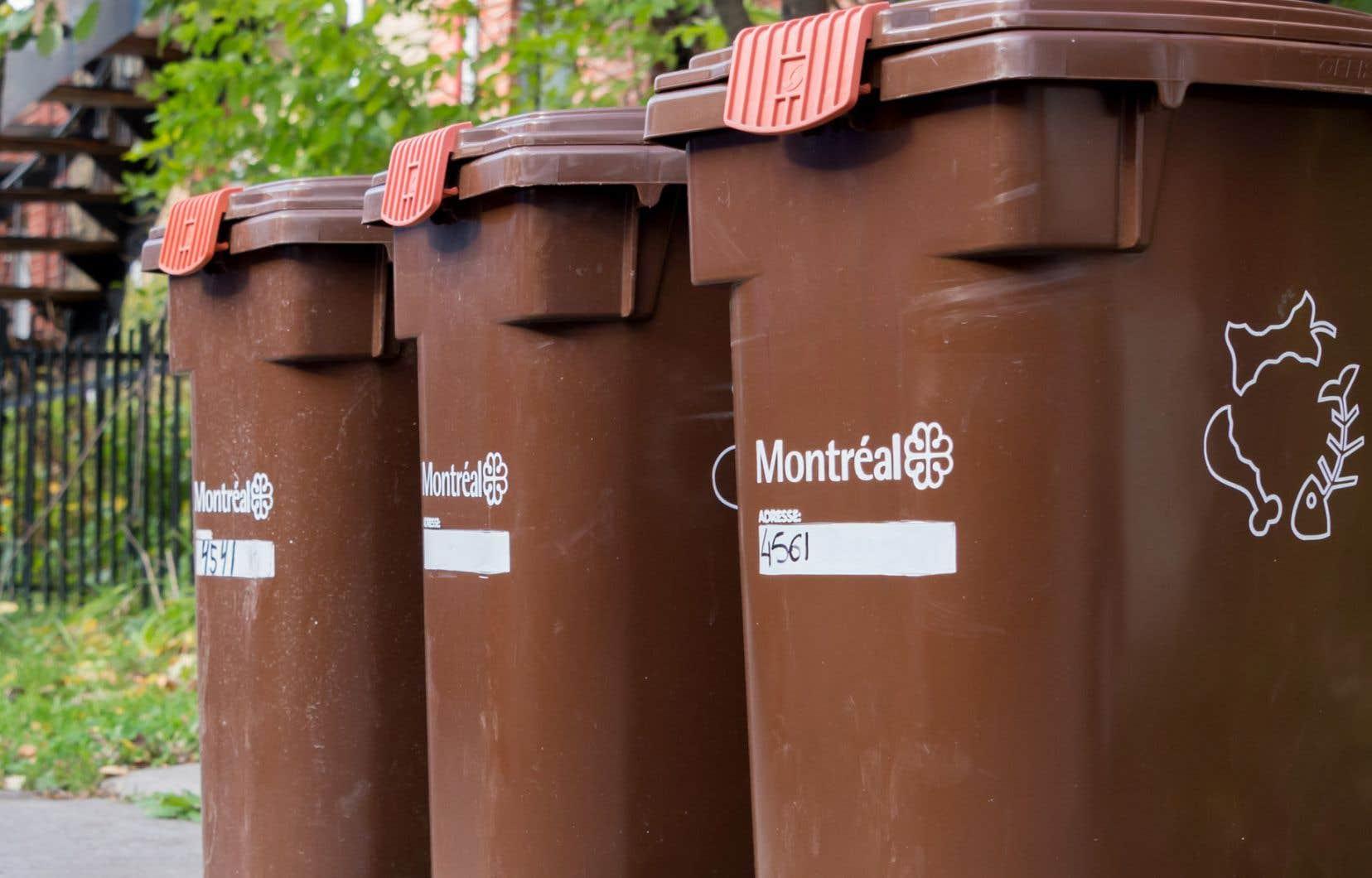 Annoncés en 2013 au prix de 237millions, les centre de compostage et de biométhanisation de Montréal nécessitent désormais des investissements de 523millions.