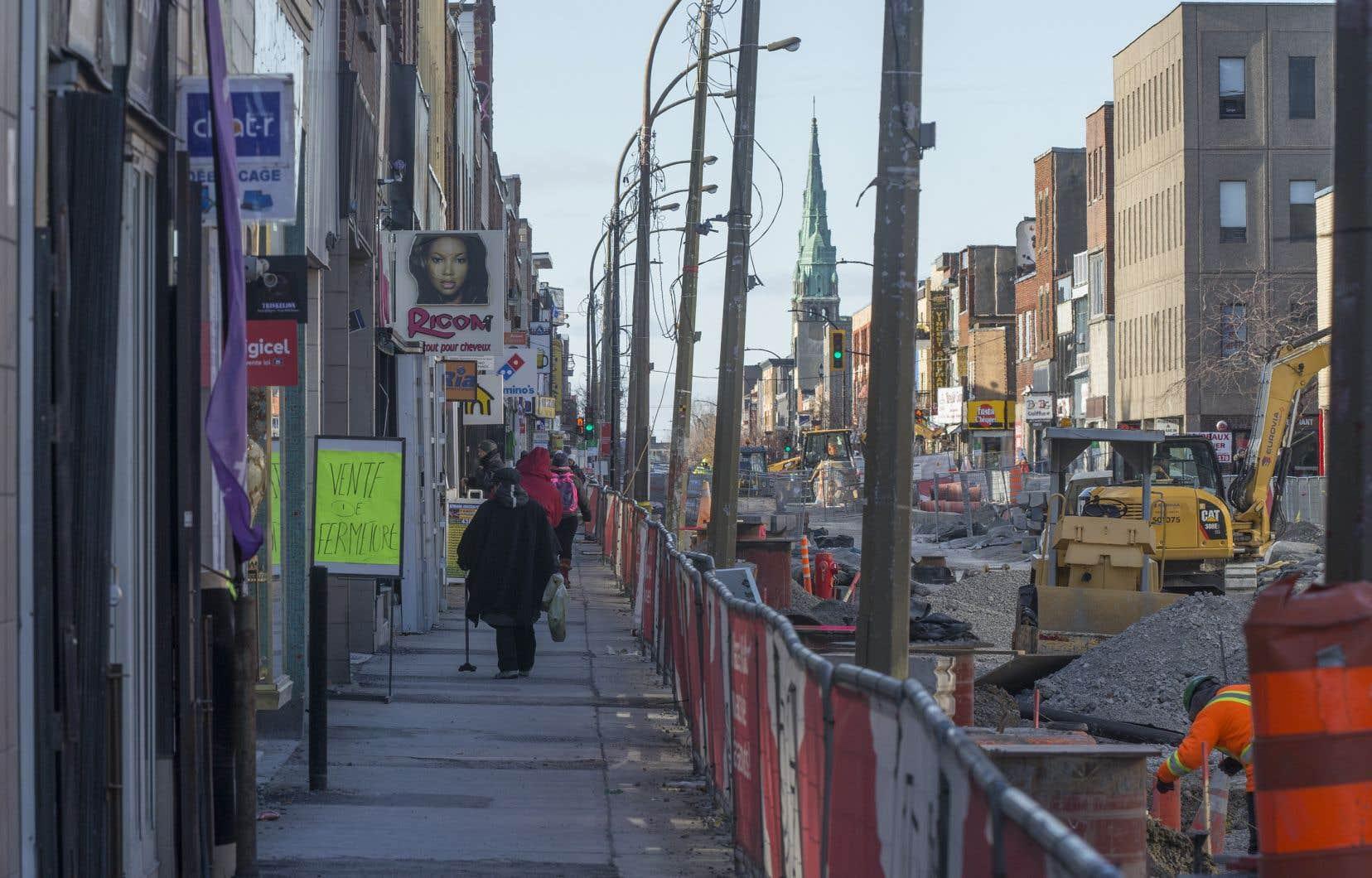 S'ils répondent aux critères d'admissibilité, les commerçants pourraient recevoir jusqu'à 30 000$ par année de la part de la Ville de Montréal.