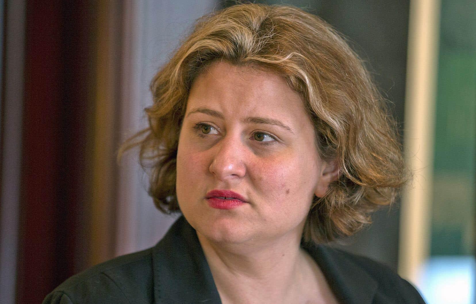 Catherine Harel Bourdon