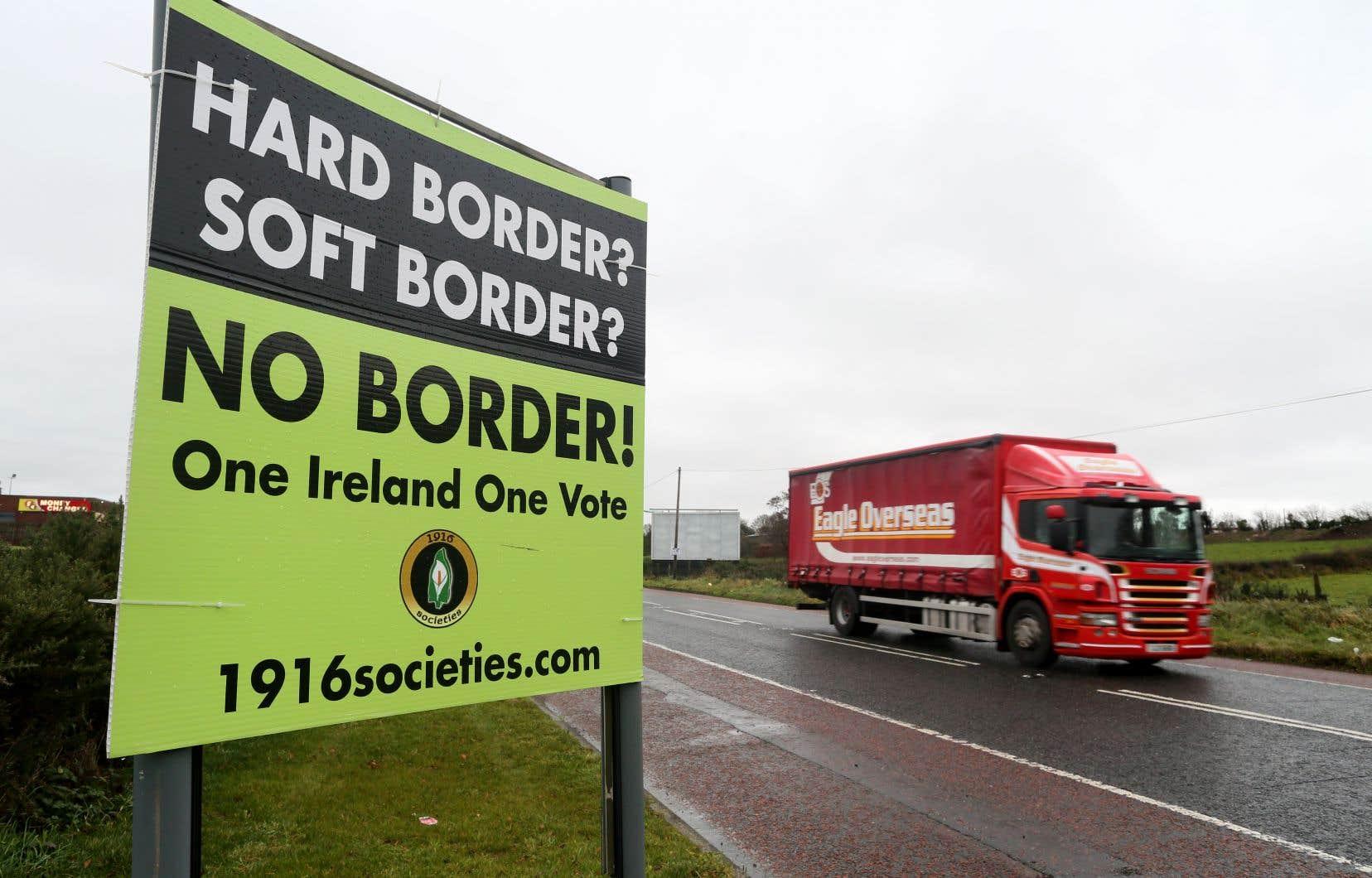 Habitants et entreprises des deux côtés insistent également sur la nécessité de garder la frontière invisible pour la bonne marche des échanges.