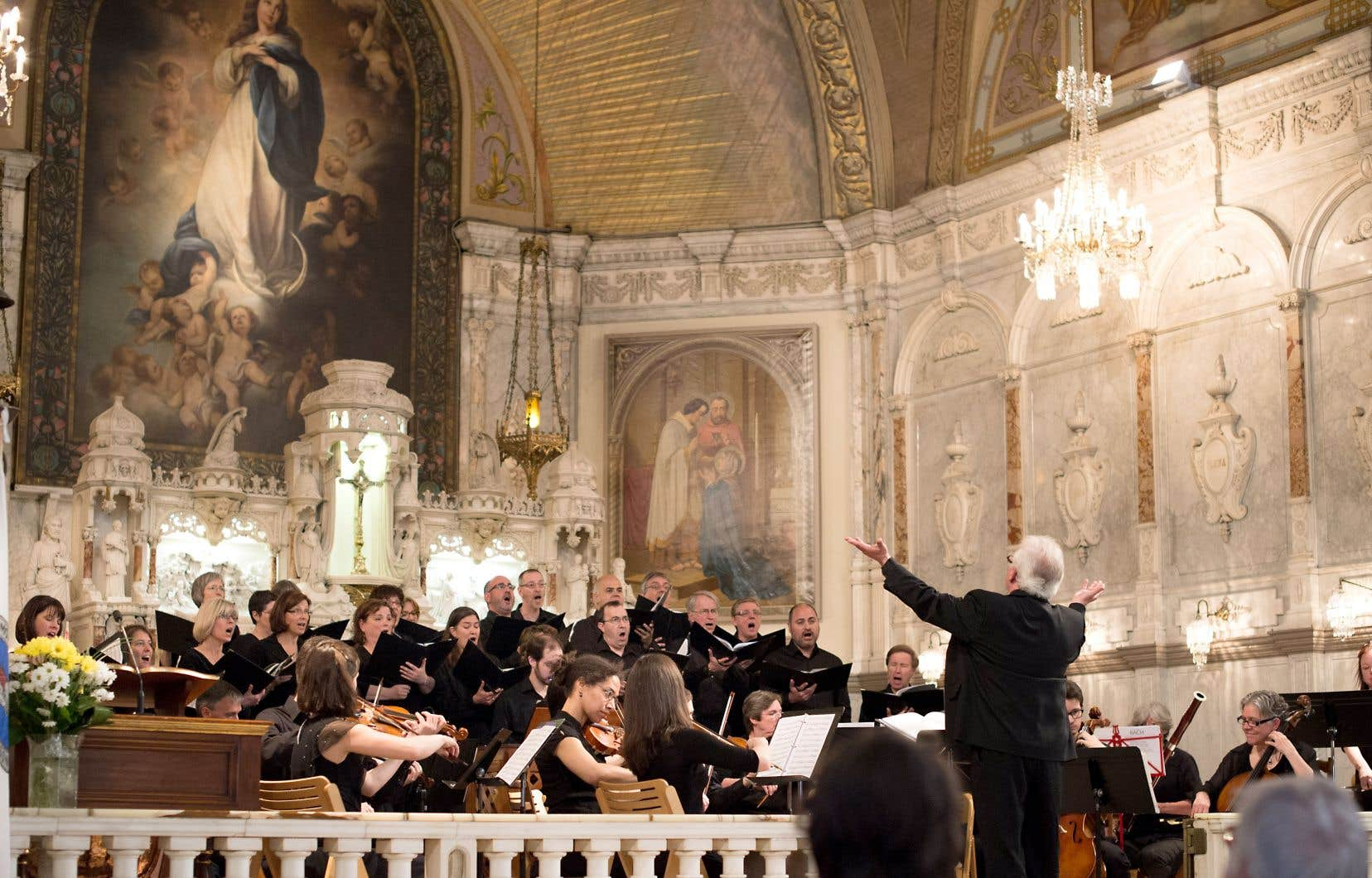Pour inaugurer l'exposition «Jérusalem universelle», un concert de musique baroque sera donné, le 5décembre, par les musiciens de l'ensemble Vesuvius, sous la direction de Francesco Pellegrino.