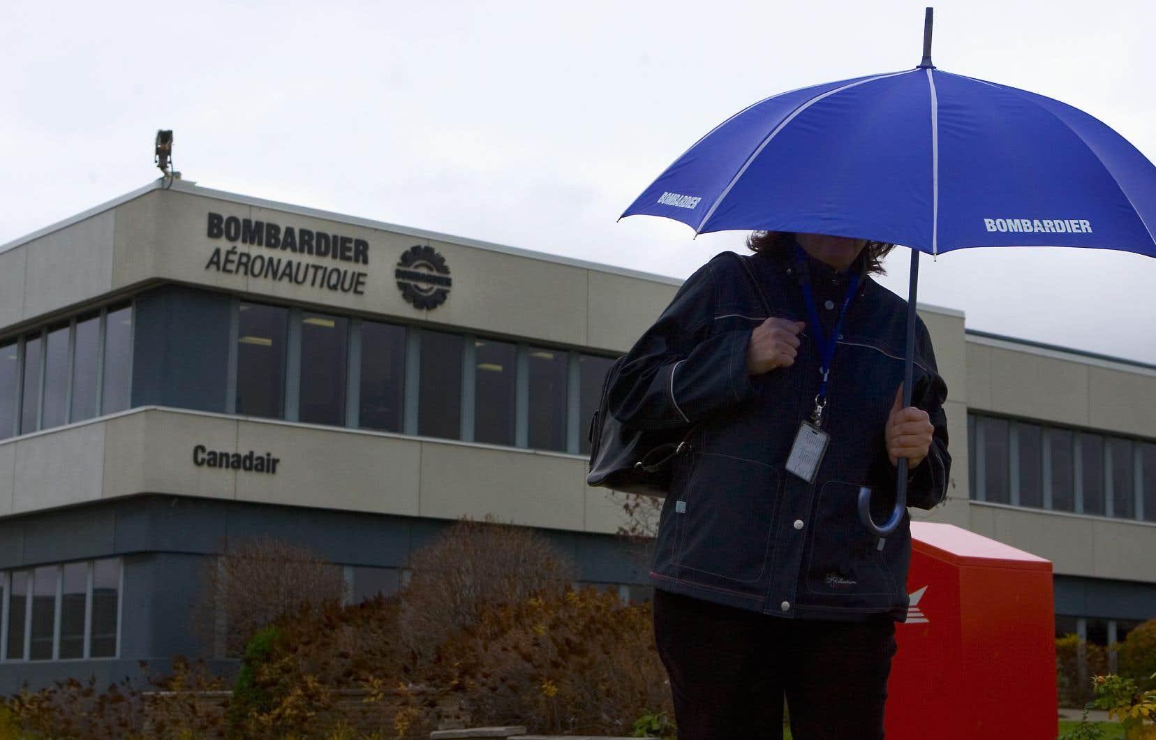 L'AMF s'est limitée à dire qu'elle avait demandé à Bombardier de suspendre, jusqu'à nouvel ordre, toute vente de titres en application du RATA et d'en aviser les courtiers exécutants.