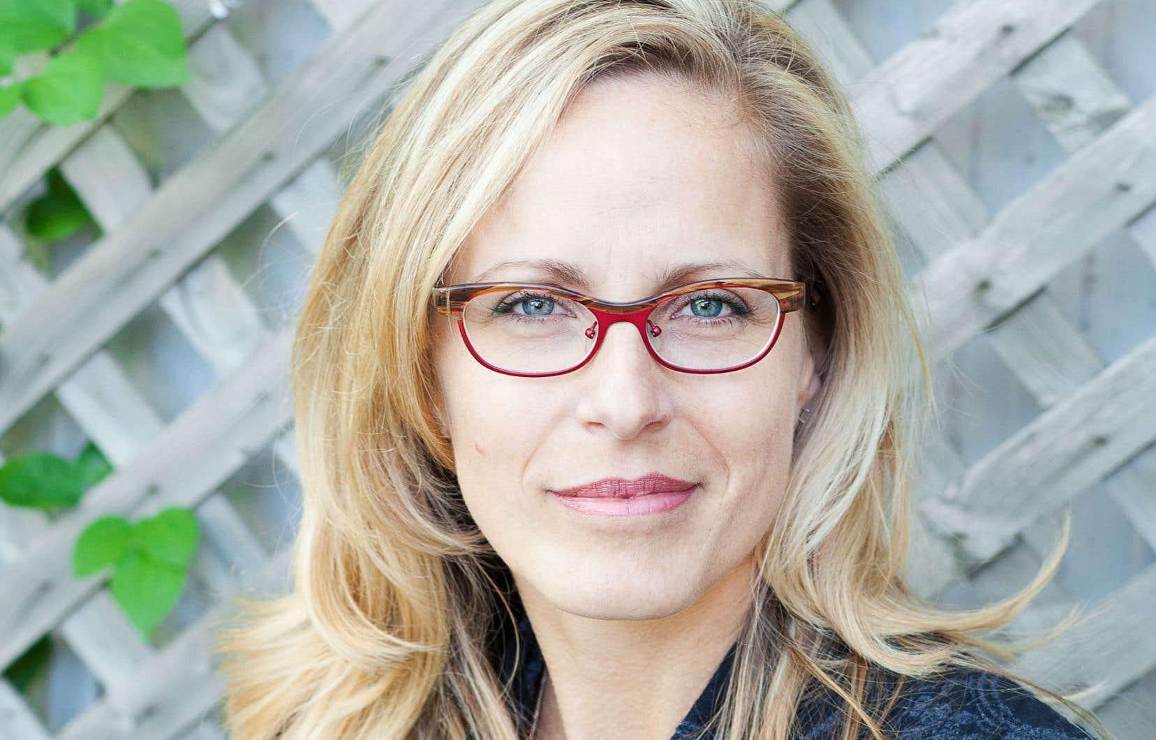 Marie-Renée Lavoie met en lumière un Québec généreux, qui connaît ses limites mais qui refuse d'y faire prospérer sa colère.