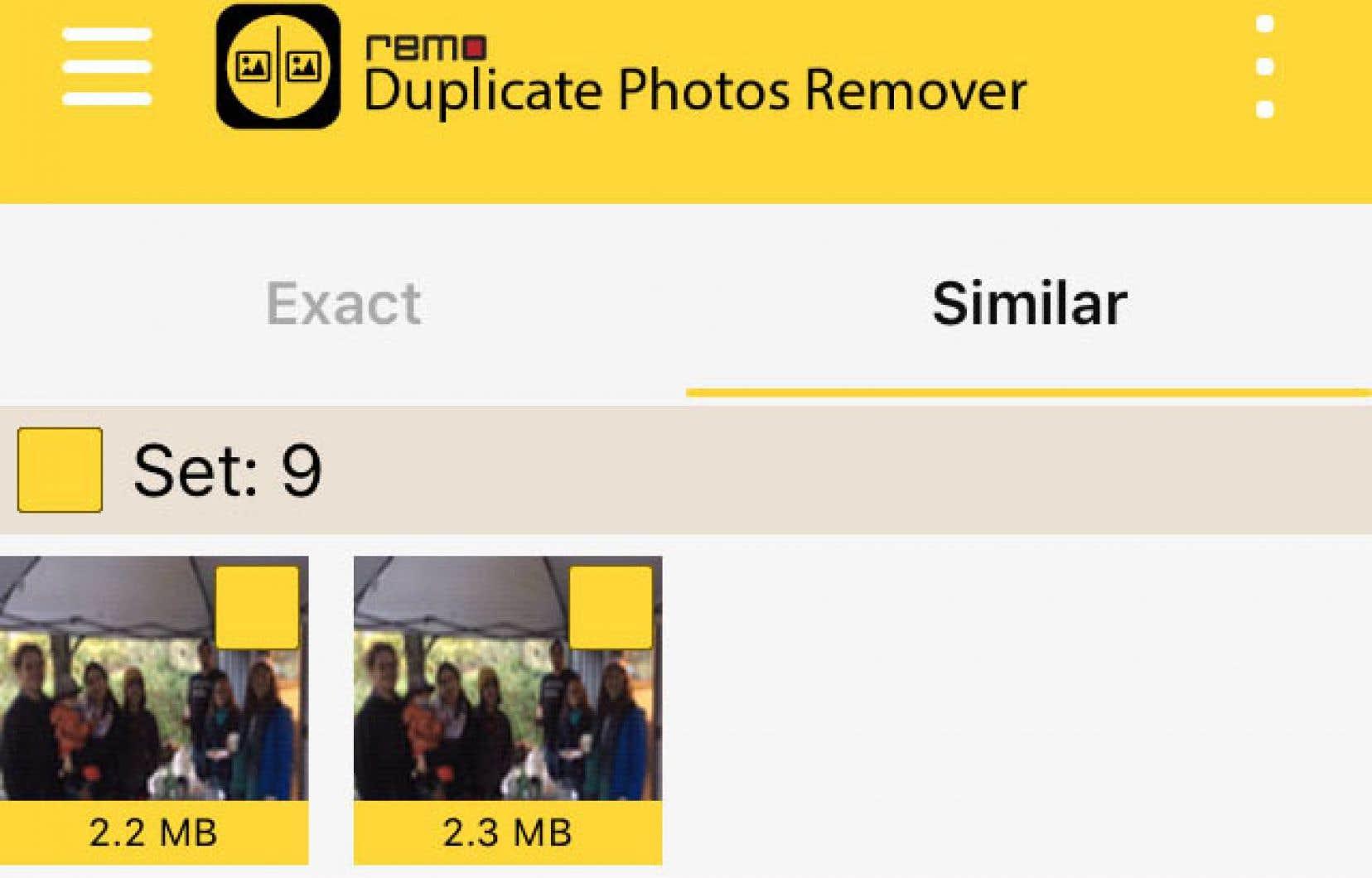 Pour faire le ménage de vos photos, des outils comme le Remo Duplicate Photos Remover existent.
