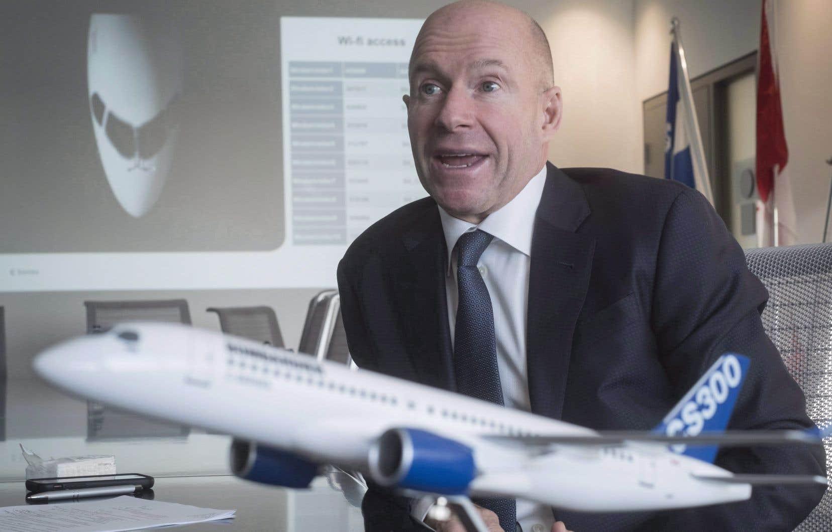 L'absence du p.-d.g. de Bombardier, Alain Bellemare, au sommet d'urgence a soulevé la colère de beaucoup de Québécois et Québécoises à l'endroit de l'entreprise, souligne l'auteur.