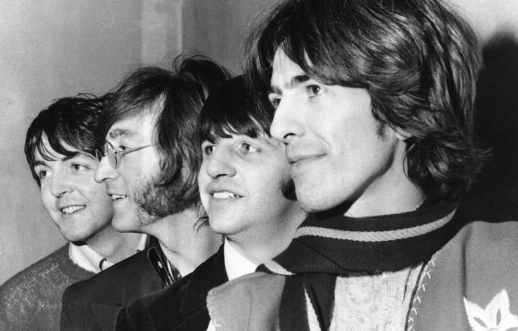 Les Beatles en 1968, année de l'album blanc: on a beau l'avoir réécouté, chaque chanson remixée révèle des secrets.