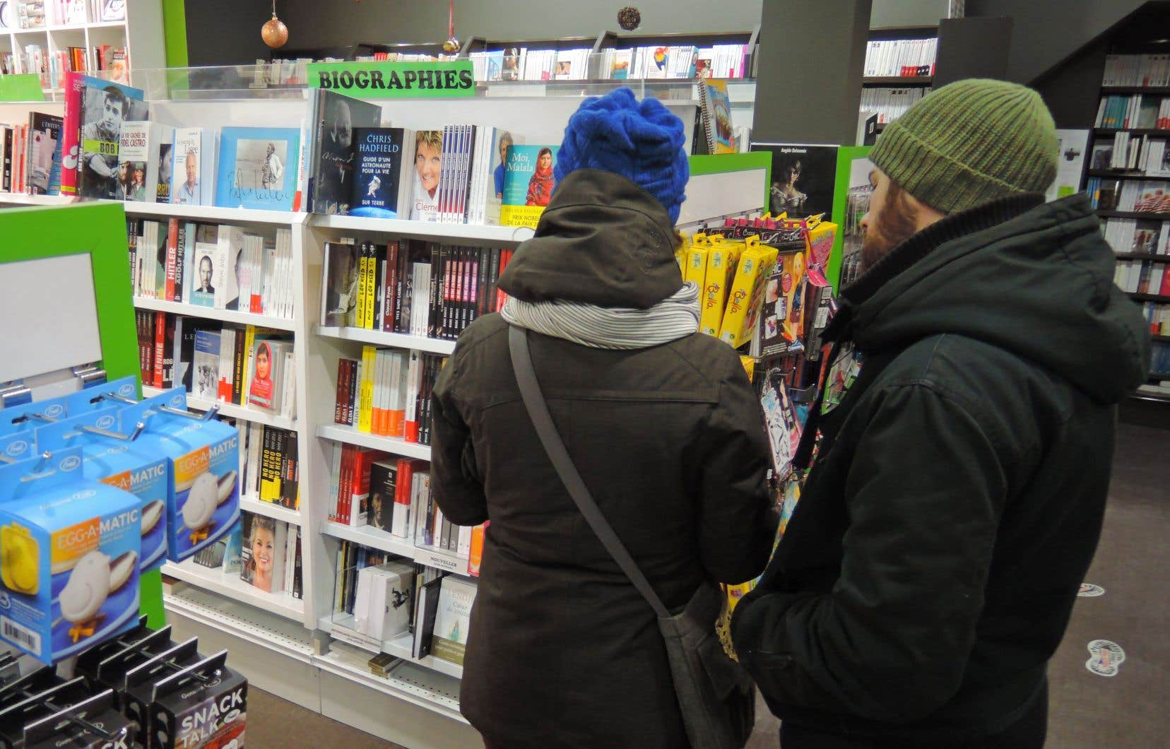 Amazon fait une concurrence déloyale aux libraires, qui sont les principaux garants de la vitalité du marché du livre au Québec, rappellent les signataires.