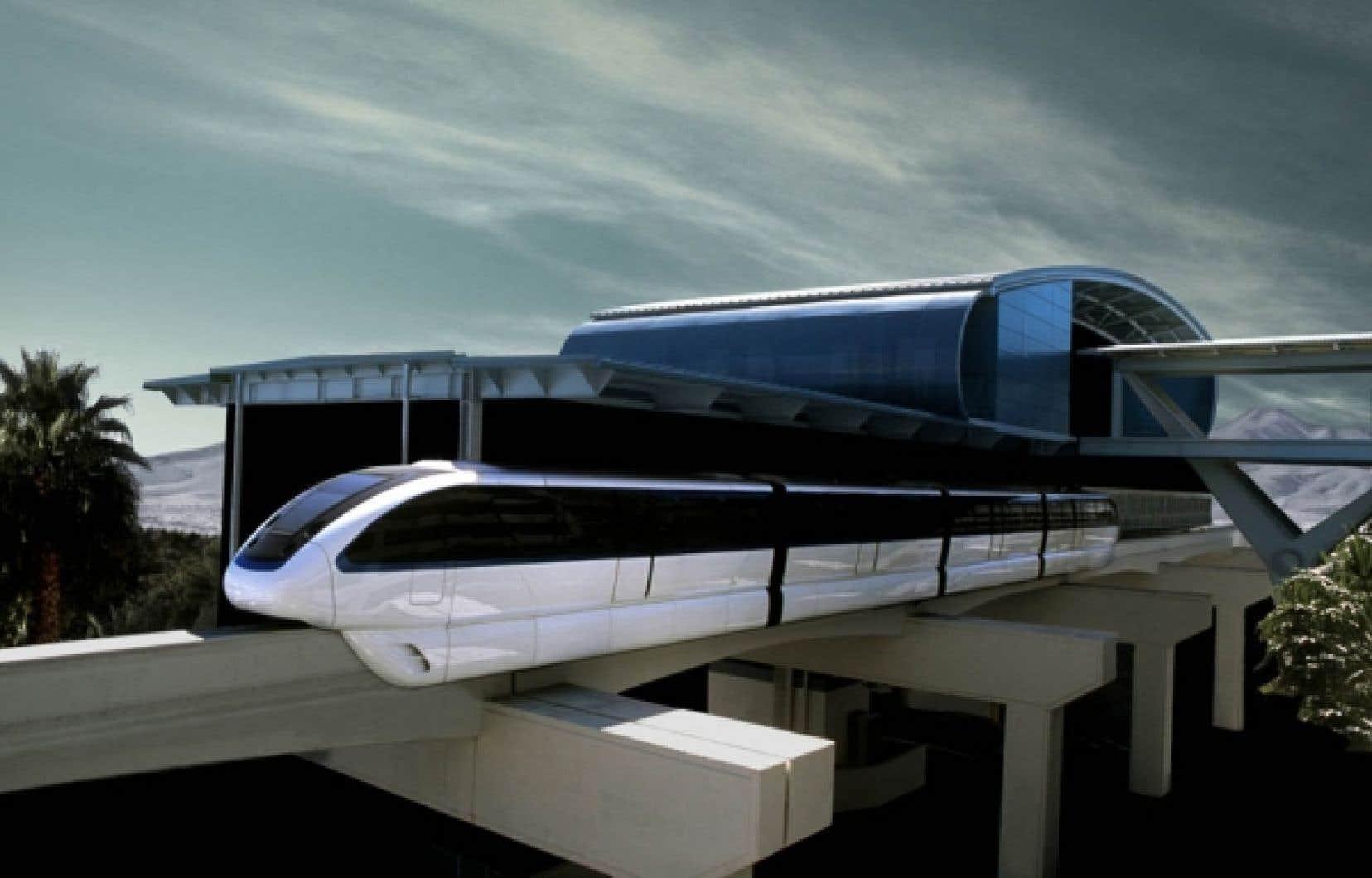 Le secteur ferroviaire prend le relais de l'aéronautique, qui ne va pas aussi bien que ce qui serait souhaité.