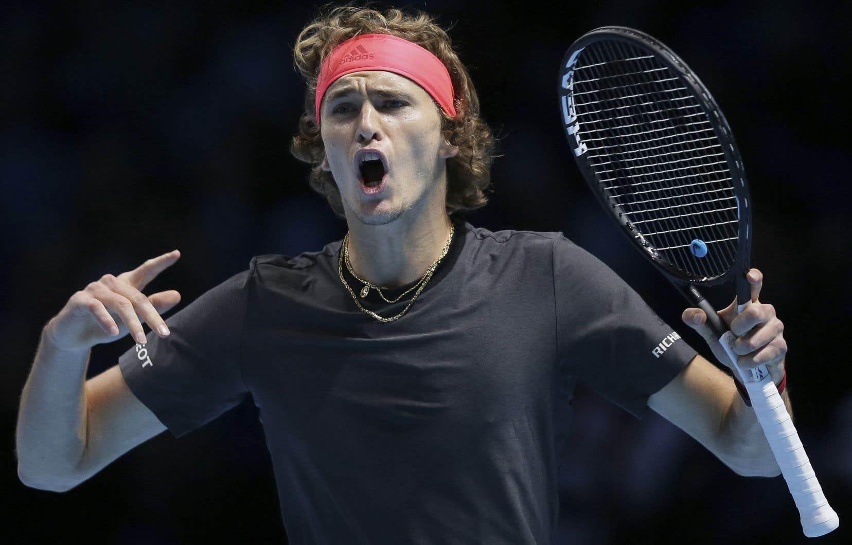 Zverev A Rendez Vous Avec Federer Dans Le Carre D As Des Finales De