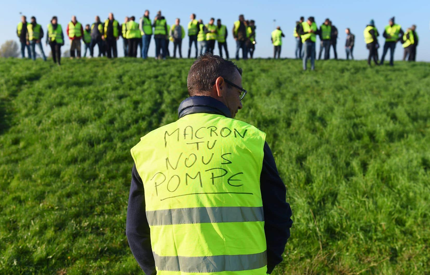 Plus de 283000 «gilets jaunes» ont protesté samedi dans toute la France.