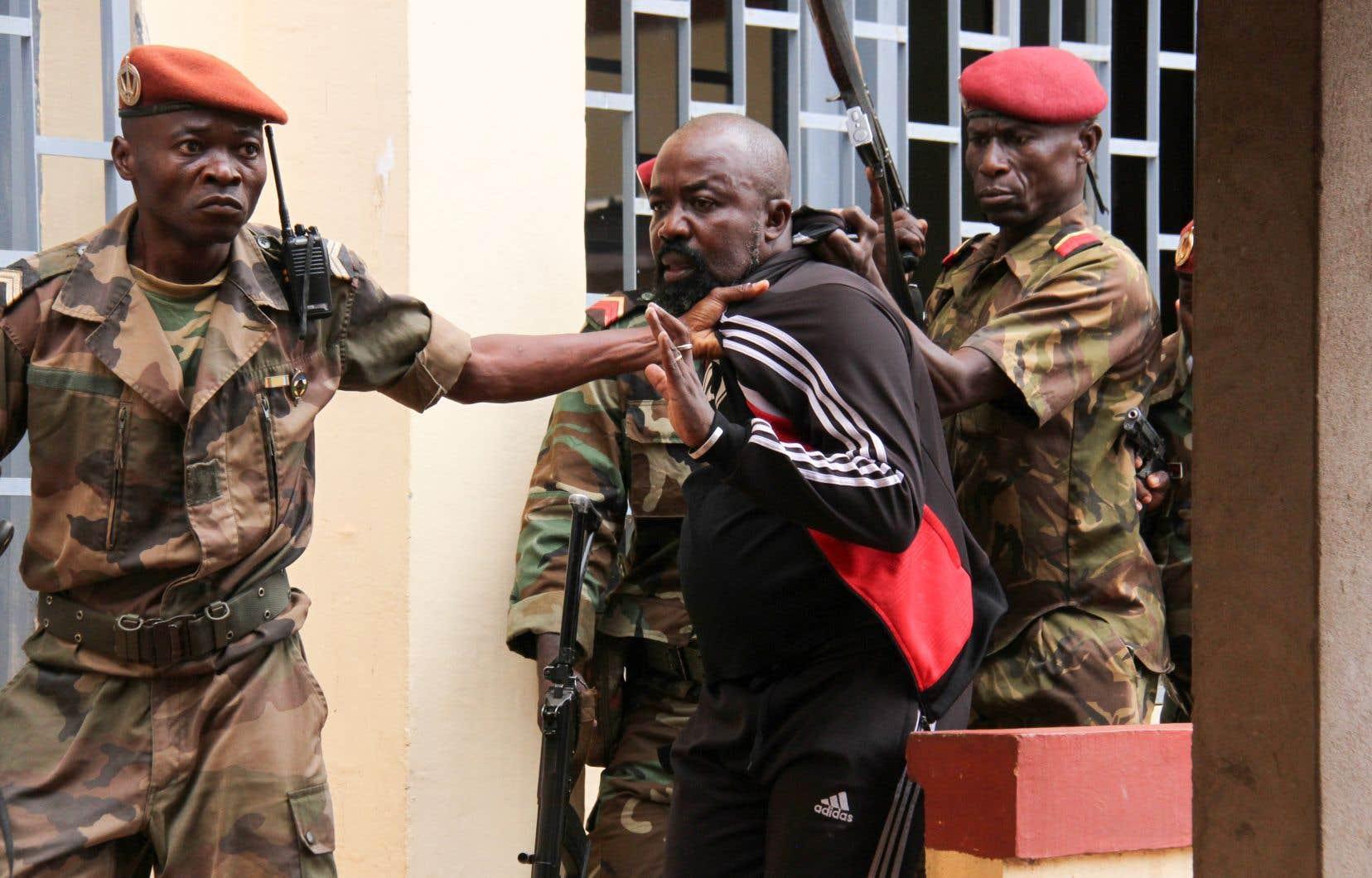 L'ex-chef de milice centrafricain Alfred Yekatom est arrivé au centre de détention de la Cour à LaHaye dans la nuit de samedi à dimanche.