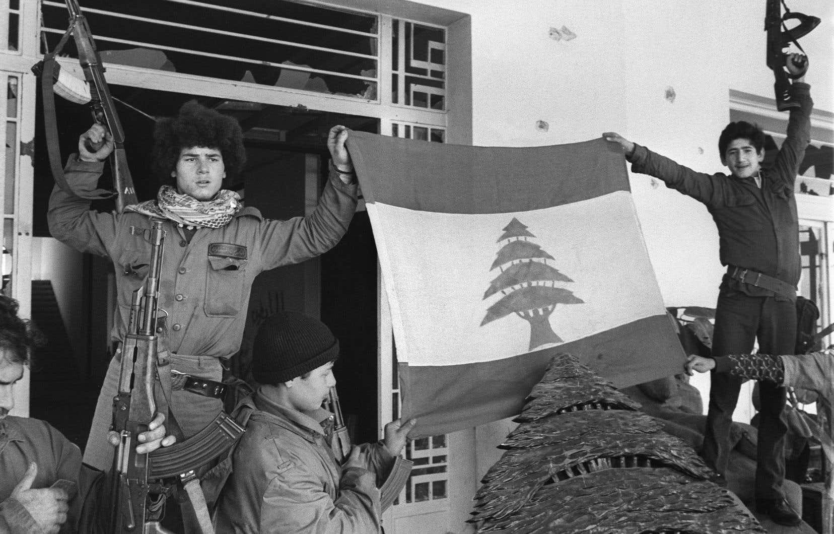 Dans «L'âge d'or»,Diane Mazloum raconte le Liban sombrant dans la guerre, dans les années 1970.
