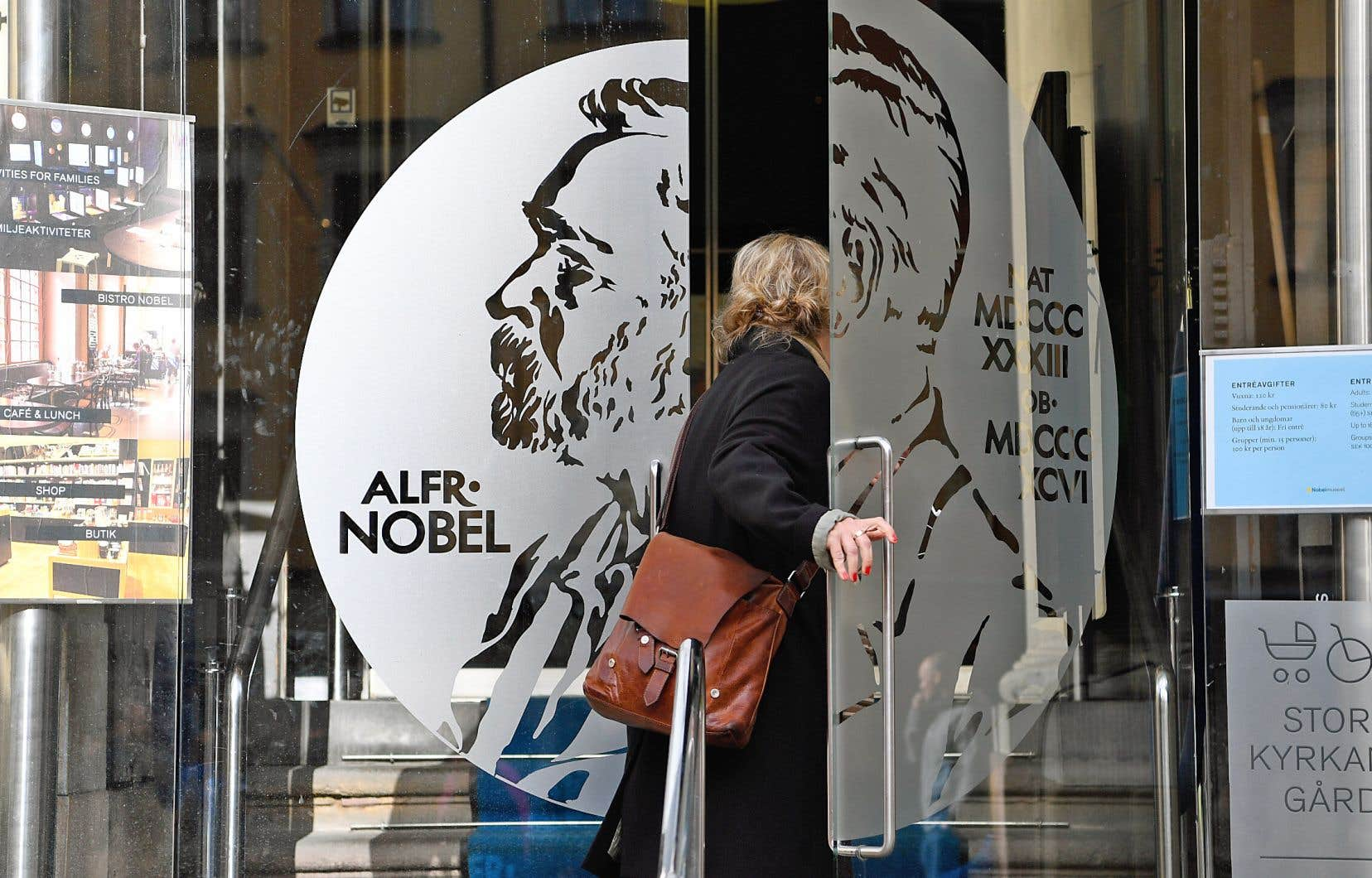 Le comité du prix Nobel inclura en 2019 et en 2020 «cinq experts extérieurs».