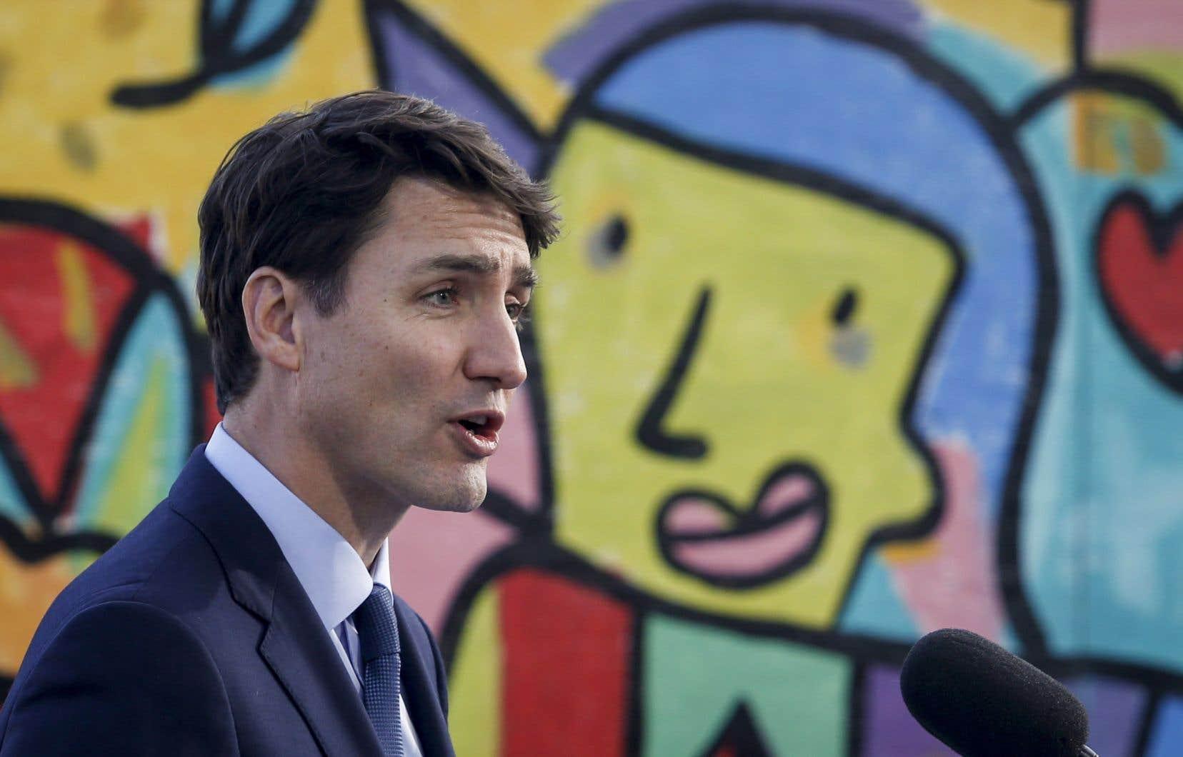 Tour à tour, des élus conservateurs ont martelé que le premier ministre du Canada, Justin Trudeau, «soudoie les médias».