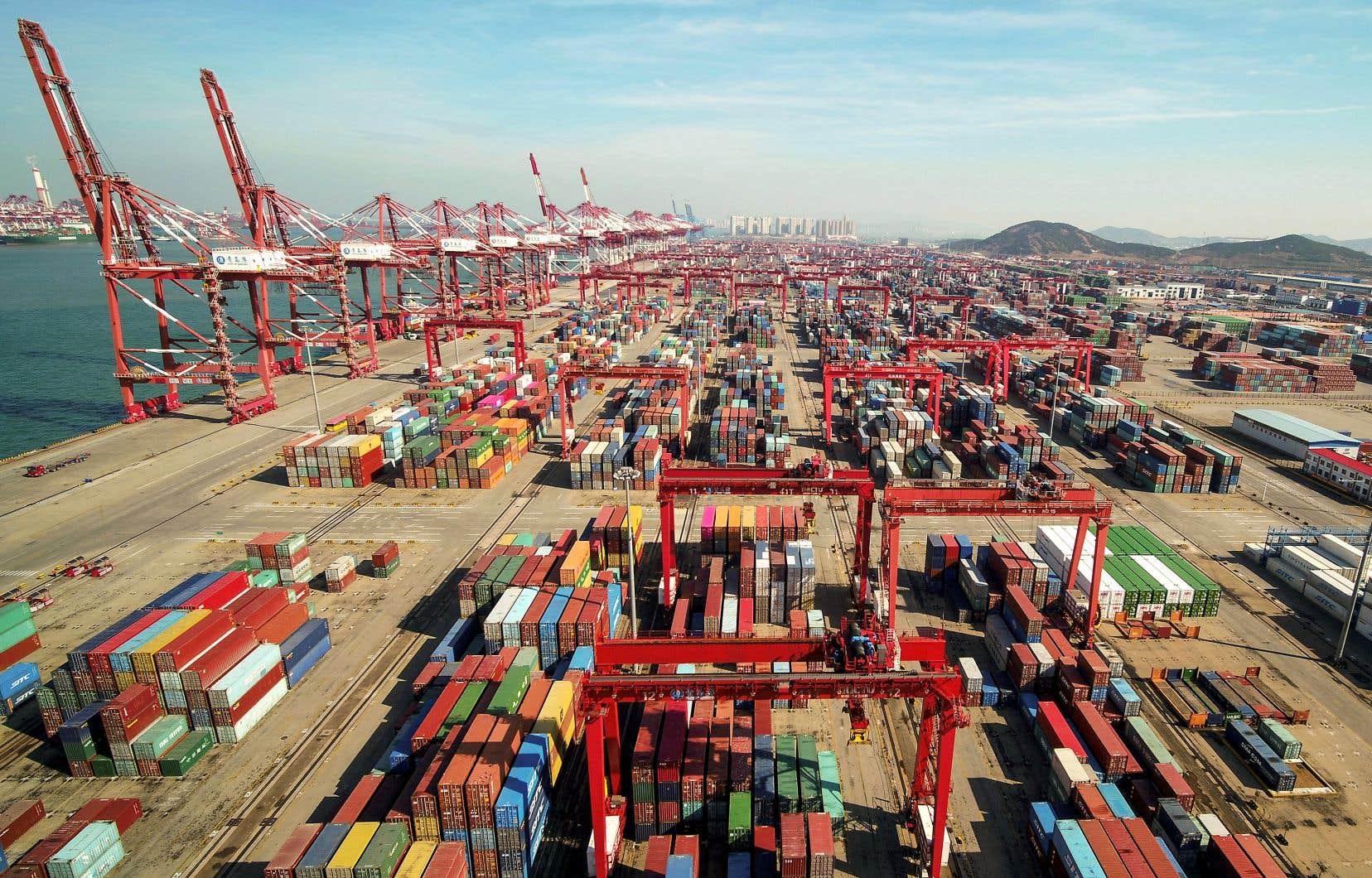 L'opposition commerciale entre les États-Unis et la Chine n'est que le début d'un fractionnement de l'économie mondiale.