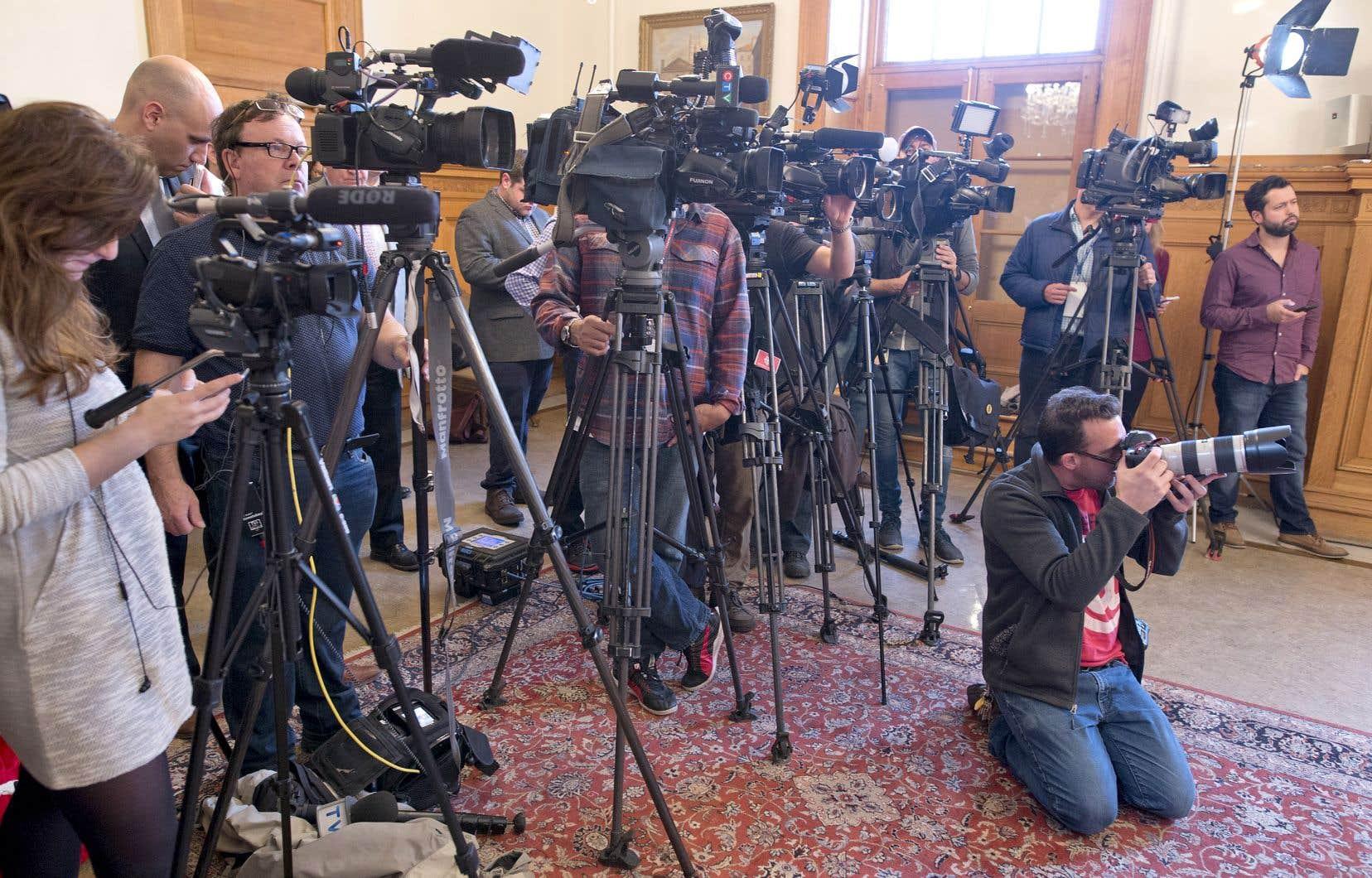 Qu'est-ce que le journalisme? Et qu'est-ce que le journalisme de qualité? Voilà les questions centrales auxquelles devra répondre le comité d'experts.