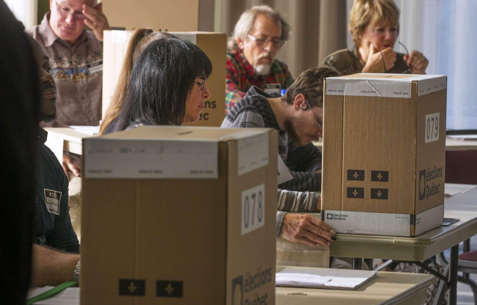 La CAQ, le PQ et QS s'étaient mis d'accord pour réformer le mode de scrutin.