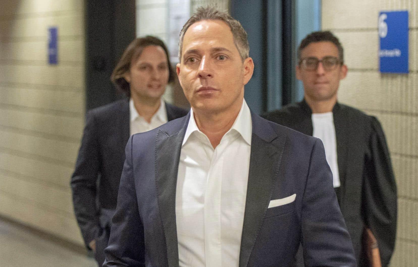 Yanaï Elbaz, ancien directeur général adjoint du CUSM, a reconnu lundi sa culpabilité à plusieurs chefs d'accusation, dont trafic d'influence, abus de confiance et recyclage des produits de la criminalité.