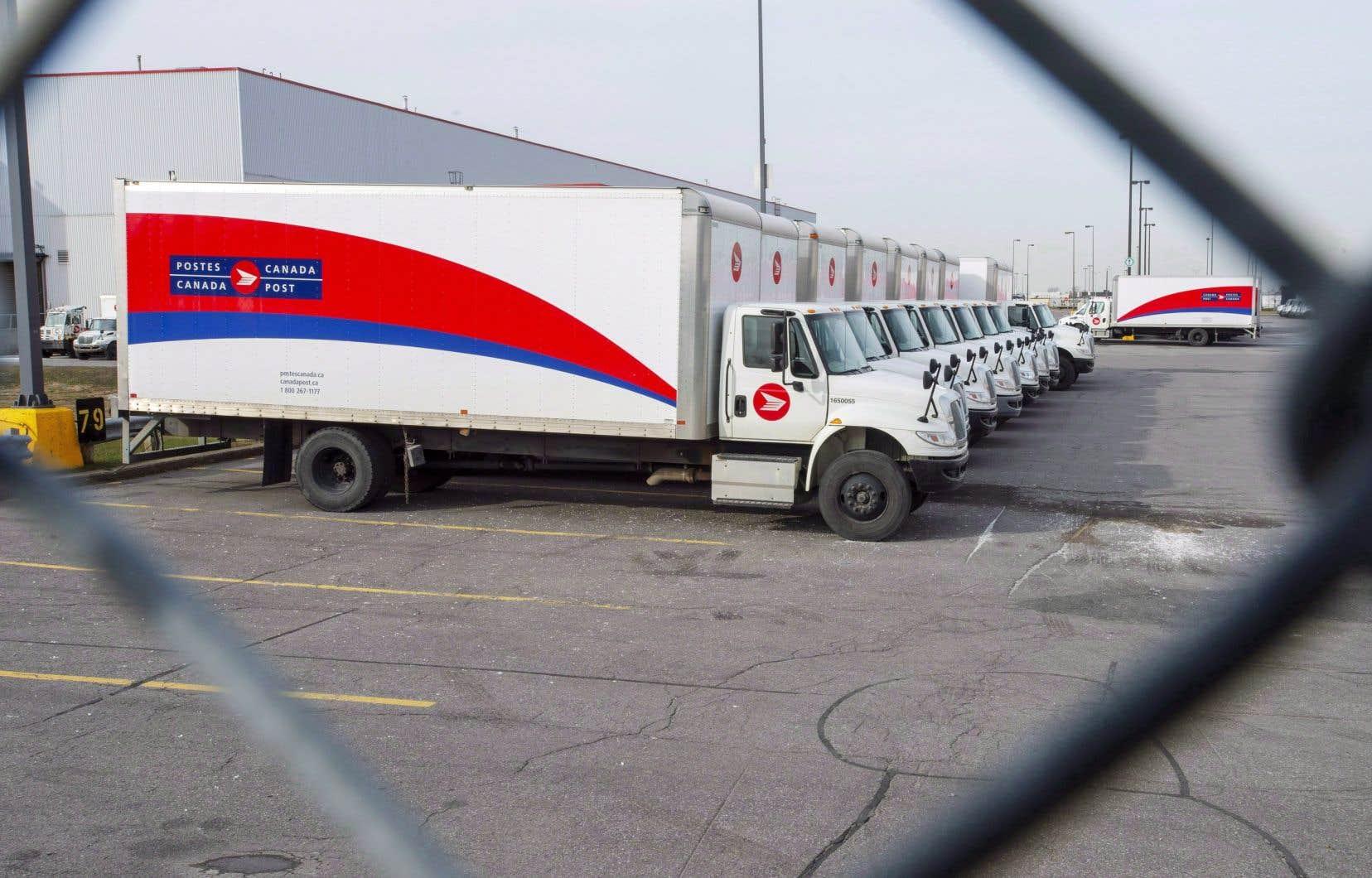 Le président national du syndicat a qualifié le projet de loi spéciale de gifle aux employés de Postes Canada.