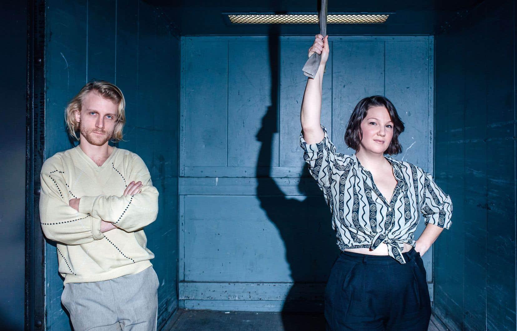 Christophe Lamarche-Ledoux et Ariane M. se connaissaient depuis l'enfance, voisins à l'époque où ils habitaient Sherbrooke, mais n'ont vraiment fait connaissance qu'à Montréal grâce à des connaissances communes dans le milieu musical.