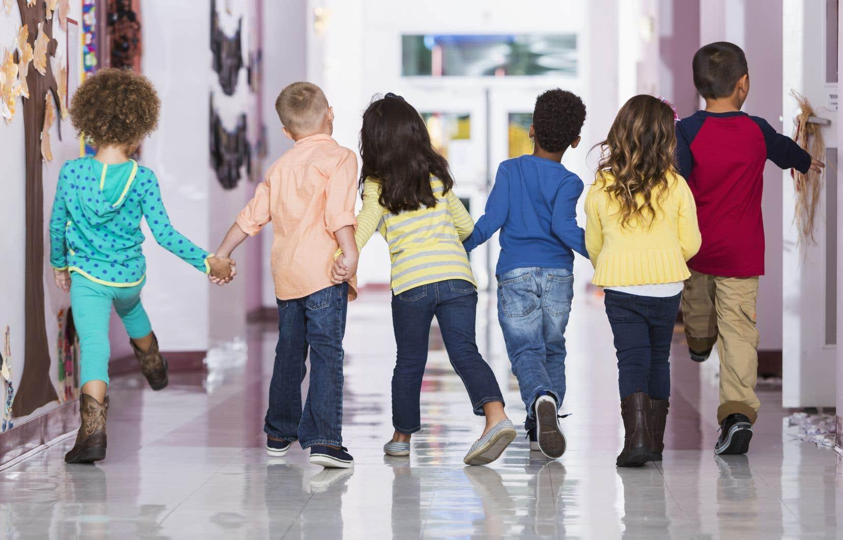 Selon une étude, les enfants les plus jeunes d'une classe sont plus susceptibles de recevoir un diagnostic de trouble de l'attention.<br />