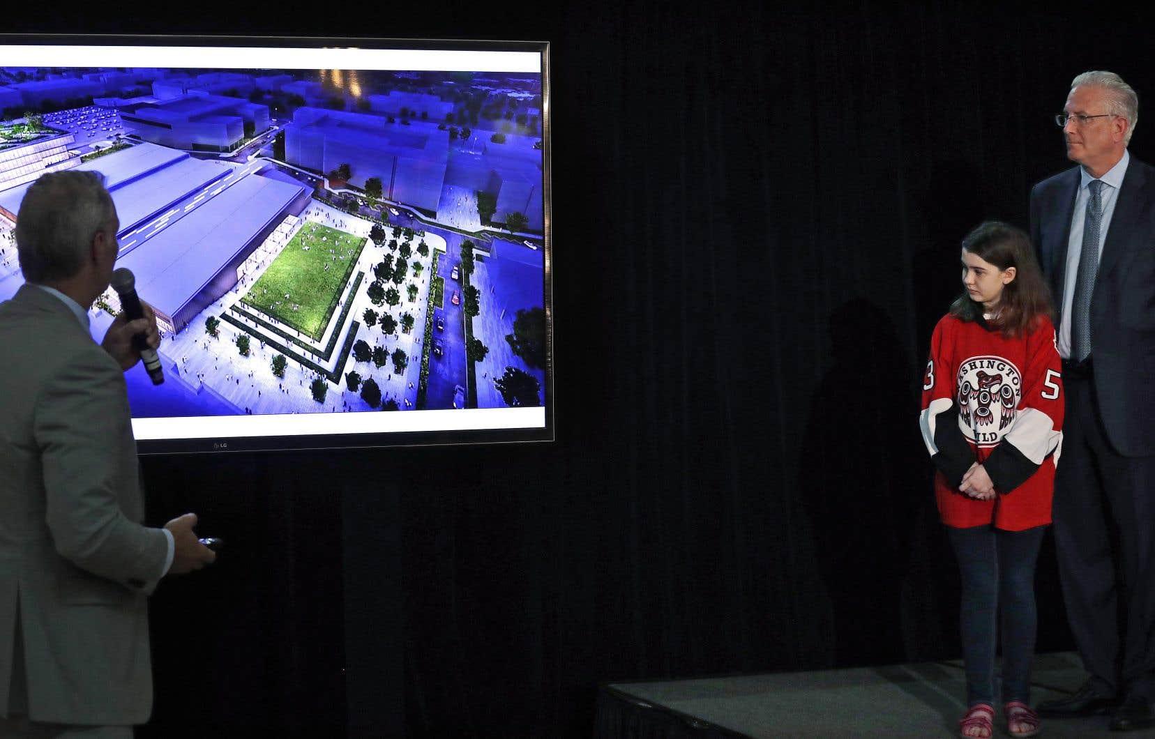 Le KeyArena, qui était le domicile des SuperSonics dans la NBA avant leur départ pour Oklahoma City en 2008, sera rénové au coût de 700millions.