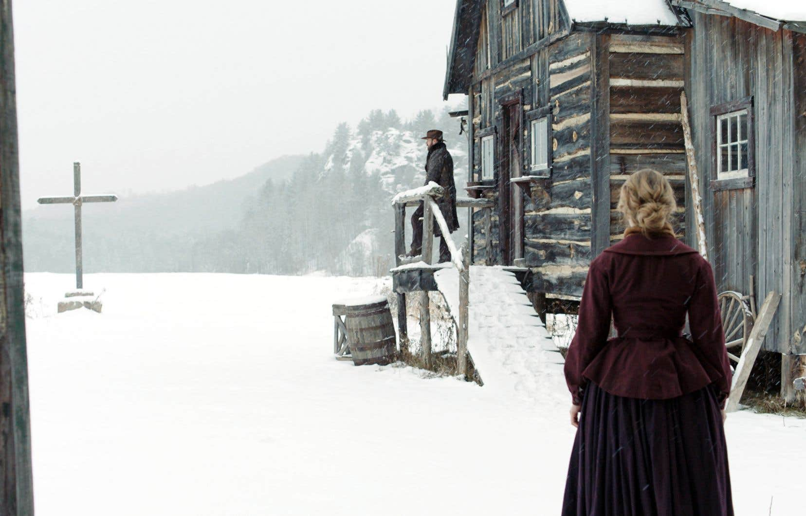 Scène tirée du film «L'état sauvage»