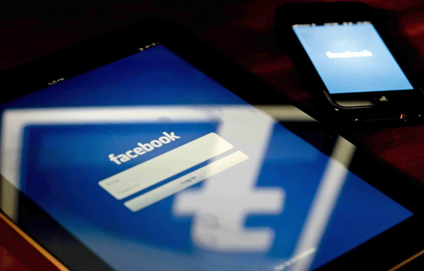 L'AFP participe au programme de Facebook dans 13 pays, dont le Canada.