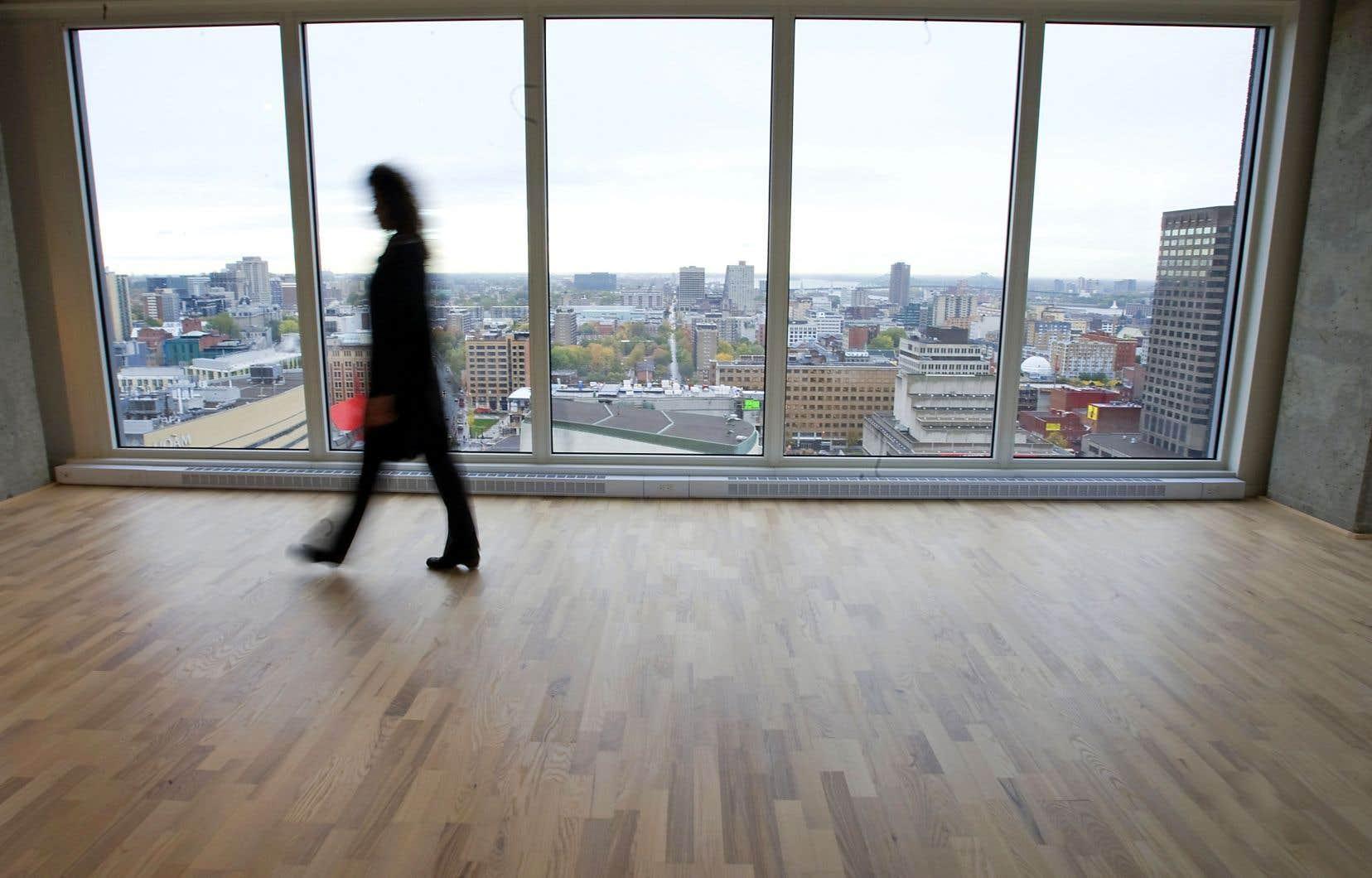 Selon l'analyse de la Société canadienne d'hypothèques et de logement , les propriétaires de 75% des 375 appartements loués examinés présentaient un flux de trésorerie négatif.