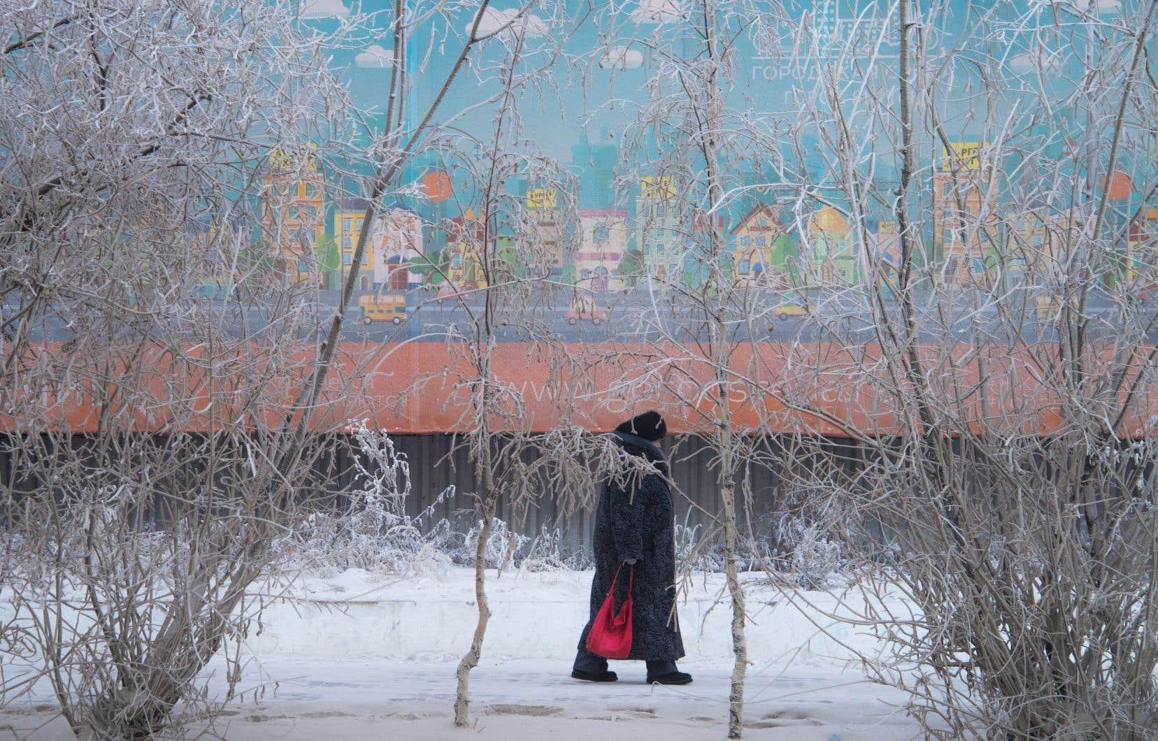 Les habitants de Iakoutsk craignent donc tout particulièrement les dangers provoqués par la fonte des glaces.