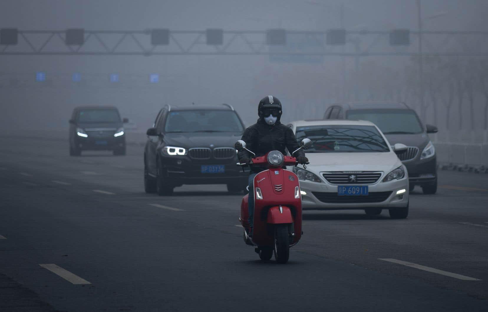 <p>La hausse de cette année est alimentée notamment par un boom d'émissions en Chine (+4,7%).</p>
