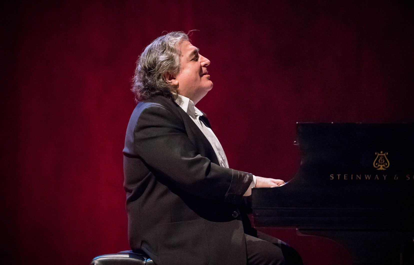 L'expérience Babayan, c'est cela. Ce musicien est «prêt» et ce qu'il nous livre en concert au moment où il le fait est la chose la plus précieuse au monde.