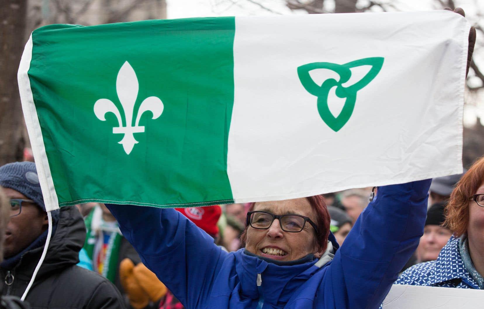 Plusieurs villes ontariennes ont été le théâtre de manifestations en faveur des Franco-Ontariens le week-end dernier.