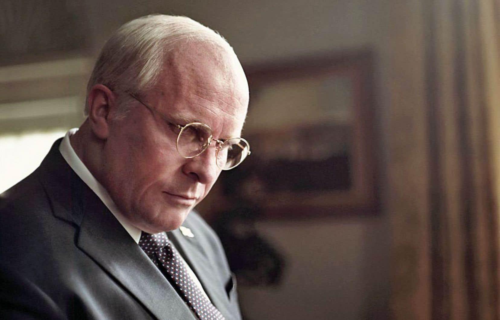 Christian Bale incarne le vice-président Dick Cheney dans le film «Vice».