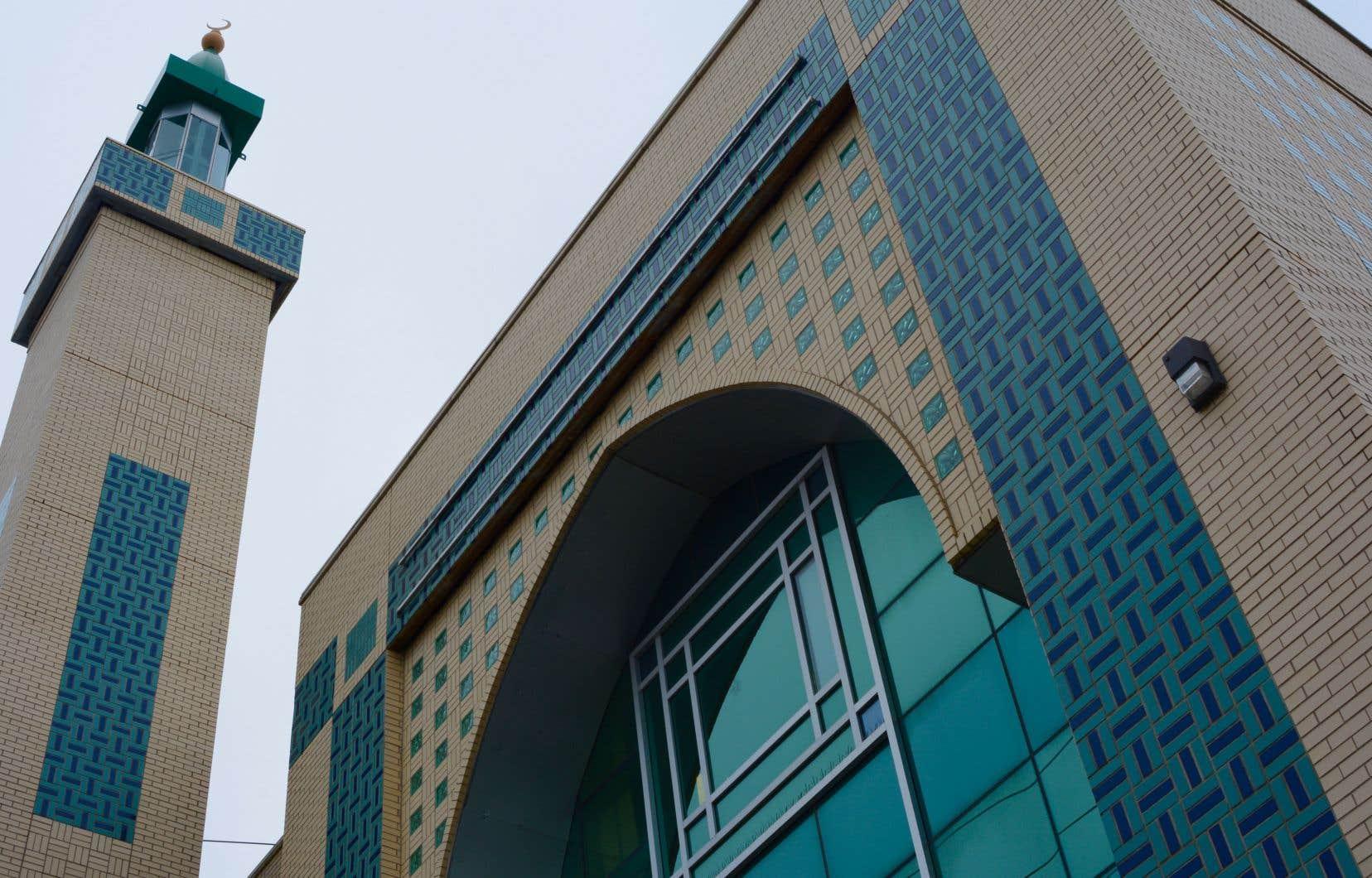 Le Centre islamique du Québec, fondé en 1967, est la plus vieille mosquée de la province.