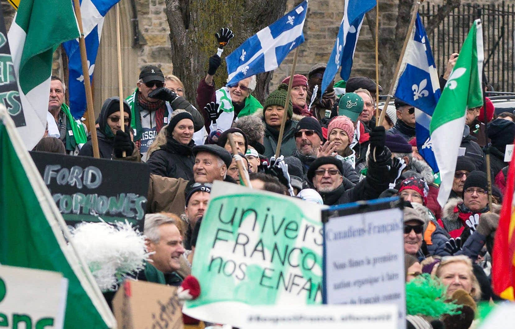 Le combat franco-ontarien contre les politiques du gouvernement Ford n'est-il pas l'occasion pour le Québec d'aller au-delà de simples messages de solidarité en assumant de manière plus tangible ce statut de foyer des francophonies en Amérique du Nord?